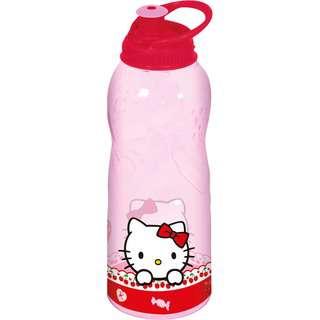 Sanrio Genuine Hello Kitty 400ml Tritan Sports Water Bottle