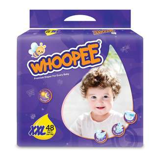 OJI Whoopee Mega Pack Tape Diapers XXL - (> 14kg)