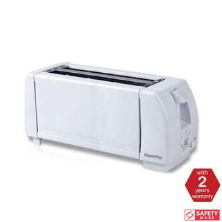 PowerPac (PPT04) Bread Toaster