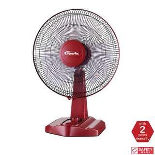 PowerPac (PPTF16) 16 Inch Desk Fan