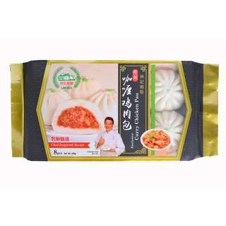 Lim Kee Chef Series Curry Chicken Pau
