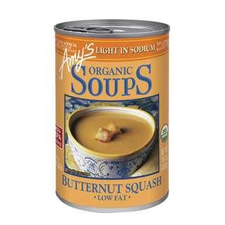 Amy's Kitchen Organic Soup Butternut Squash Low Fat