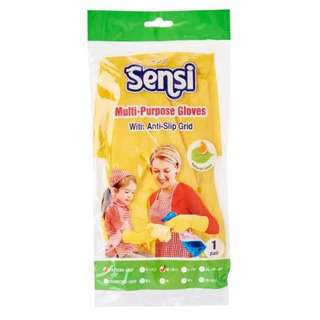 SENSI Multi-Purpose Household Gloves Size M