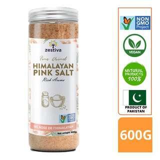 Zestiva Himalayan Pink Salt