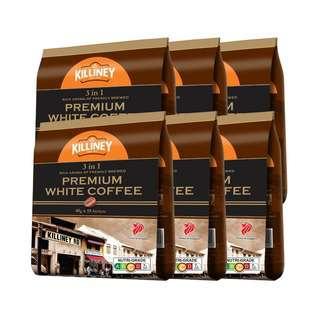 Killiney 3-in-1 White Coffee Family Bundle