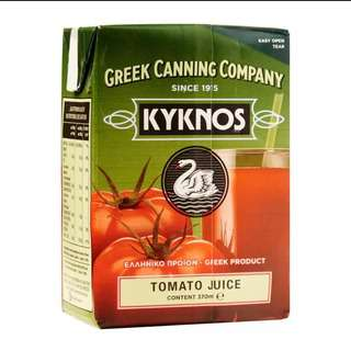 Kyknos Greek Tomato Juice - By Agora Products