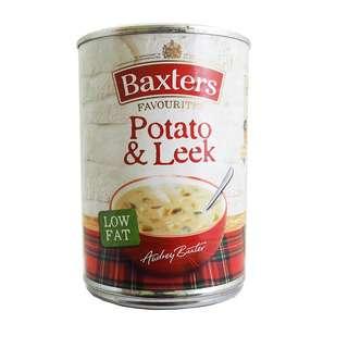 Baxters Potato & Leek Soup