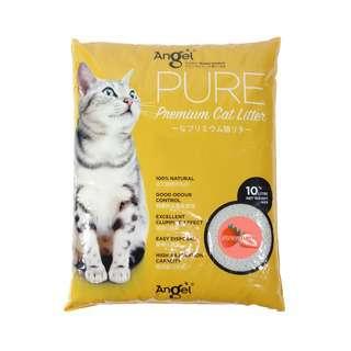 Angel Pure Premium Cat Litter Strawberry Scented