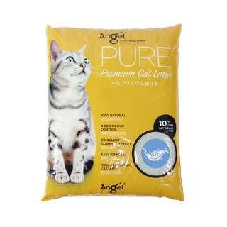 Angel Pure Premium Cat Litter Milk Scented
