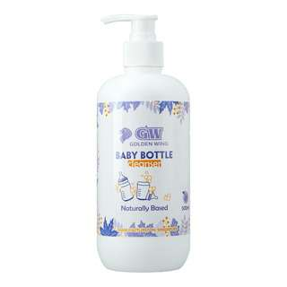 GW Anti-bacterial Baby Bottle & Accessories Cleanser
