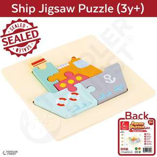 ToddlerFinest 3D Wooden Kids Jigsaw Puzzle Toys (Ship)
