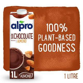 Alpro Almond - Dark Chocolate Flavour - By Sonnamera