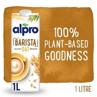 Alpro Barista Gluten Free Oat Milk - By Sonnamera