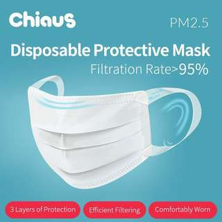 Chiaus Chiaus Disposable Protective Mask