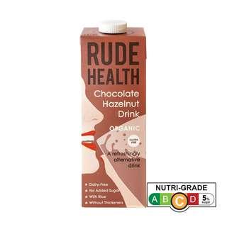 Rude Health Organic Chocolate Hazelnut