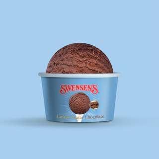 Swensen's Lower-Sugar Chocolate Ice Cream Mini Cup