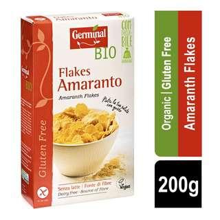 Germinal Organic Amaranth Flakes - Gluten Free