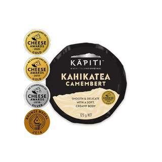 Kapiti Kahikatea Camembert