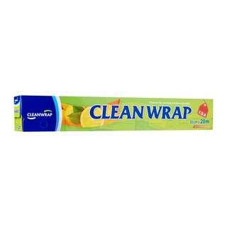Cleanwrap Pe Clean Wrap 30Cmx20M