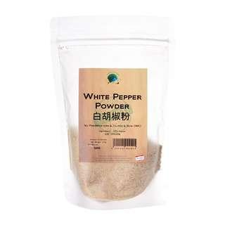 Green Earth White Pepper Powder