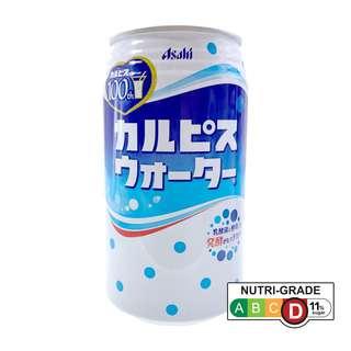 Asahi Calpis Non-Carbonated Drink Can