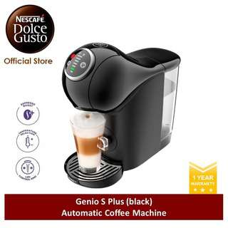 NESCAFE Dolce Gusto Genio S Plus Coffee Machine(B)