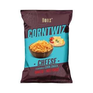 BONZ CORNTWIZ Corn Snack - Cheese