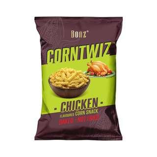 BONZ CORNTWIZ Corn Snack - Chicken
