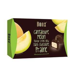 BONZ Dark Chocolate Creme Praline - Melon