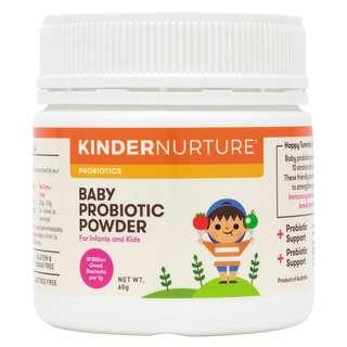 KinderNurture Baby Probiotic Powder