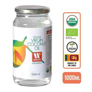 Wichy Organic Coconut Oil - Virgin Cold Pressed