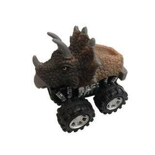 Play N Learn Dino pull back car Triceratops