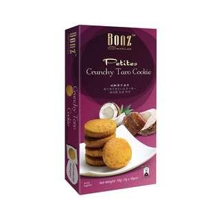 BONZ Crunchy Taro Cookies