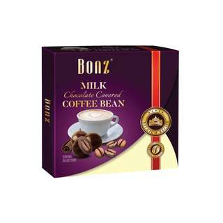 BONZ Milk Chocolate Coated Coffee Bean