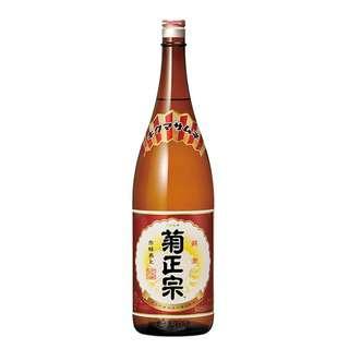 Kiku-Masamune Kasen Sake