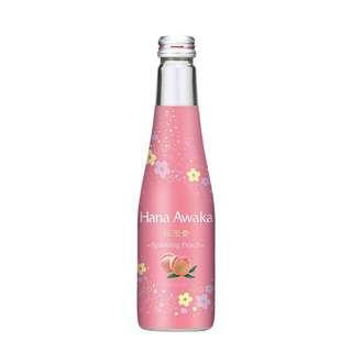 Ozeki Hana Awa Ka Peach Sparkling Liqueur