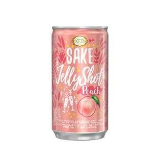 Ozeki Ikezo Sparkling Peach Jelly Sake