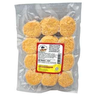 DODO Imitation Breaded Scallop Nuggets (Orange)