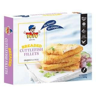 DODO Breaded Cuttlefish Fillets