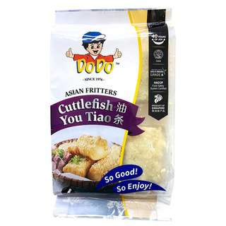 DODO Asian Fritters Cuttlefish You Tiao