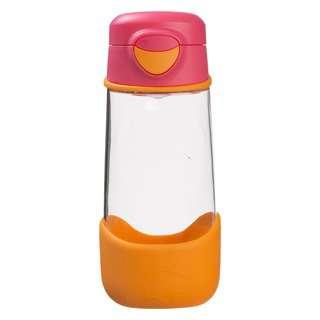 B.Box Sport Spout Bottle 450ml - Strawberry Shake