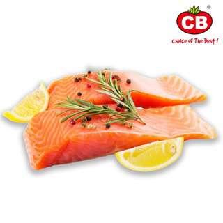 CB Frozen Salmon Fillet Portion