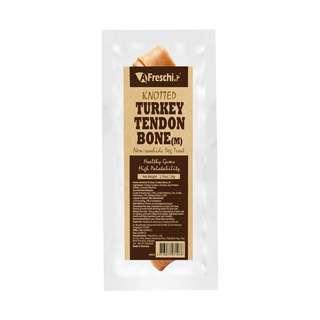 Afreschi Knotted Turkey Tendon Bone (M)