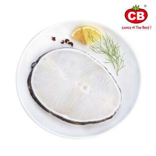 CB Frozen Wild Catch Cod Fish Steak Cut