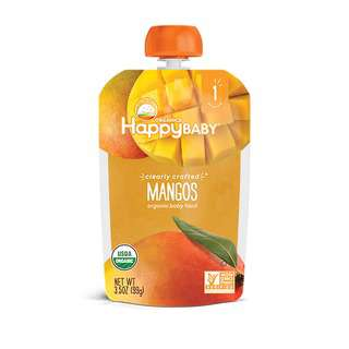 Happy Family Stage 1 CC - Mango, 99 g.