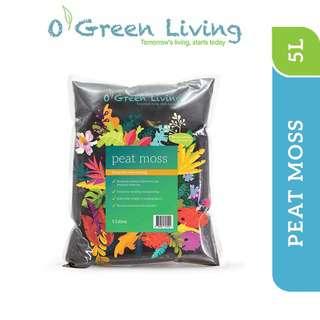 Organic Green Living (OGL) Peat Moss