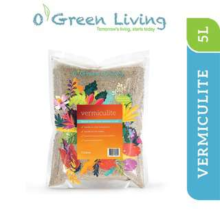 Organic Green Living (OGL) Vermiculite