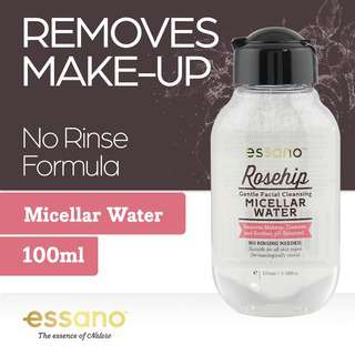 Essano Gentle Facial Cleansing Micellar Water