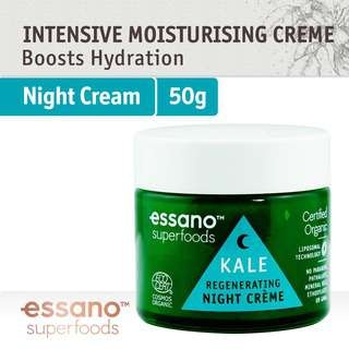 Essano Superfoods Kale Night Crme