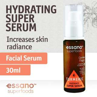 Essano Superfoods Tumeric Radiance Super Serum